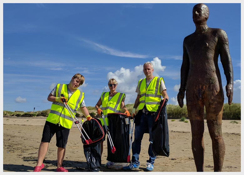 Friends of Crosby Beach