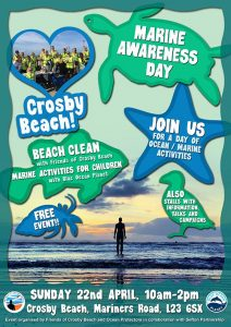 Friends of Crosby Beach Poster