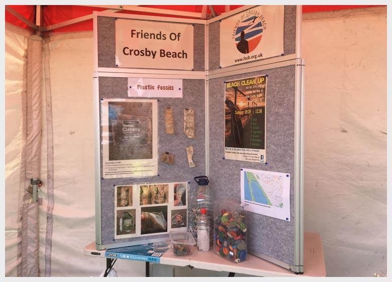 Friend of Crosby Beach Campaigns